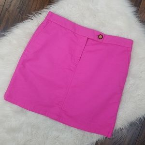 Anthropologie Vanessa Virginia Size 8 Mini Skirt